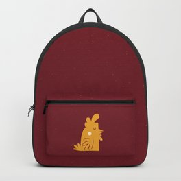 Cluck You Backpack