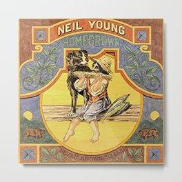 NEIL YOUNG IYENG 6 Metal Print
