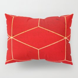 Solid at First Glance Pillow Sham