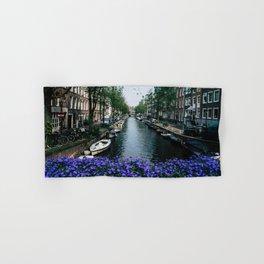 Charming Amsterdam Hand & Bath Towel