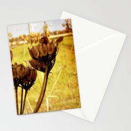 End of summer is near Stationery Cards