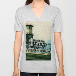 Richmond Cookies Unisex V-Neck