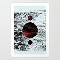 TWA Art Print