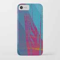 reassurance iPhone & iPod Cases featuring Feel the texture III by Magdalena Hristova
