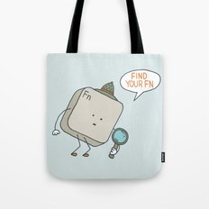 Find Your Function Tote Bag