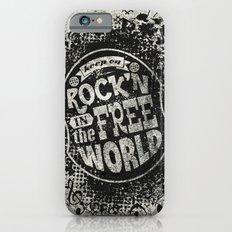 Keep On Rock'n!  Slim Case iPhone 6s