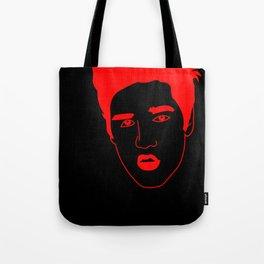 I __ Rock Tote Bag