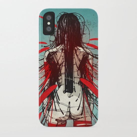 Nymph III: Exclusive iPhone Case
