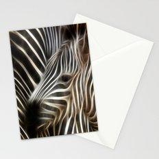 Zebra Love Stationery Cards