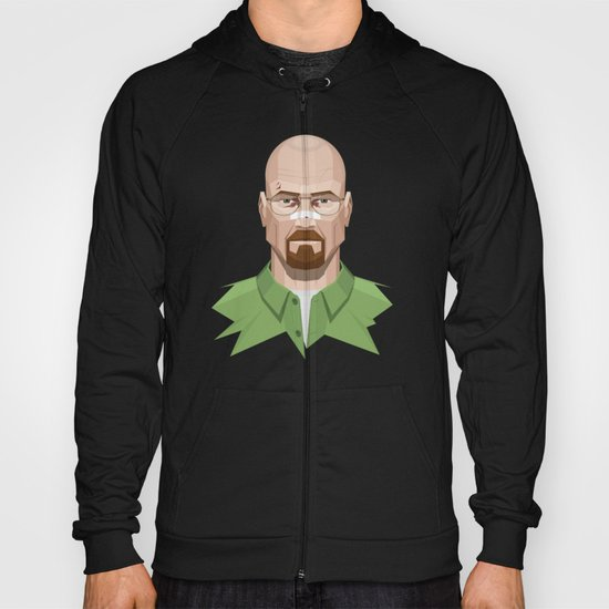 Breaking Bad - Walter White Beaten Up Hoody