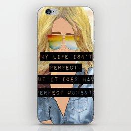 Shannon iPhone Skin