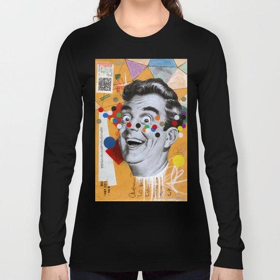 Mail Me Art Long Sleeve T-shirt