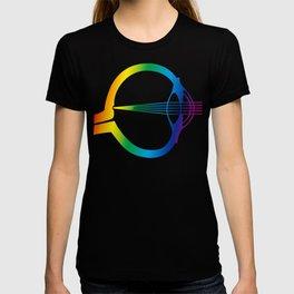 Rainbow Eye T-shirt