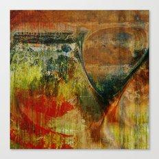 Andropov Canvas Print