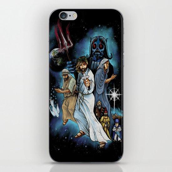 Jesus Christ Super StarWars iPhone & iPod Skin