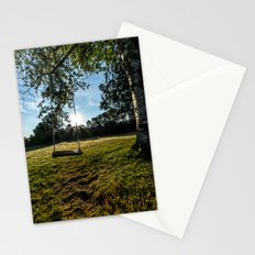 Country Comfort / Tree Swing Stationery Cards