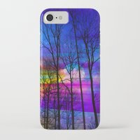 the moon iPhone & iPod Cases featuring Moon by haroulita