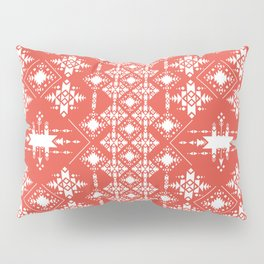 Red Lilo Pillow Sham