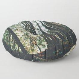 Oregon Green Floor Pillow
