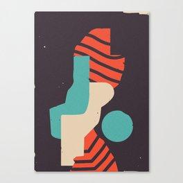 Piuloj Canvas Print