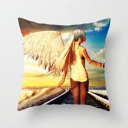 Life Is Strange 19 Throw Pillow