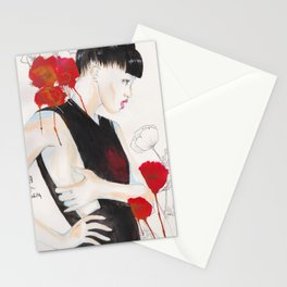 Coquelicots Stationery Cards