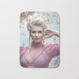 Let them eat cake - a modern Marie Antoinette Bath Mat
