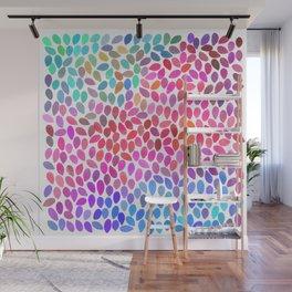 rain 14 Wall Mural