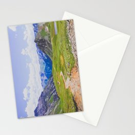 Road to Sneffels Stationery Cards