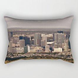Paysage urbain de La Défense, Paris // La Défense, Paris Cityscape Rectangular Pillow