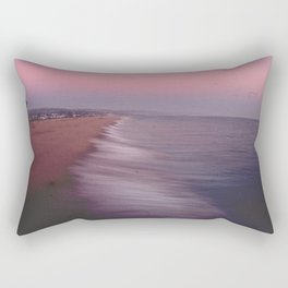 Painting With A Camera Rectangular Pillow