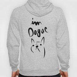 dogue french bulldog Hoody
