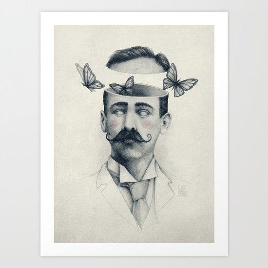 Disorientation Art Print