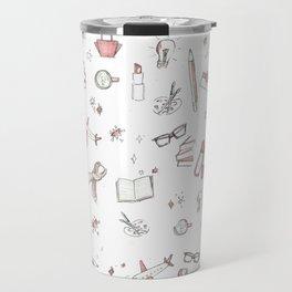 Essentials - Pink Travel Mug