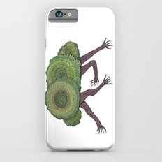 Creeping Shrubbery Slim Case iPhone 6s
