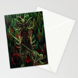 Morlock Priest  Stationery Cards