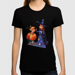 Halloween costumes T-shirt