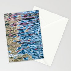 Colors Reflection Stationery Cards