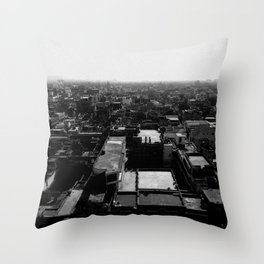Jaipur View Throw Pillow