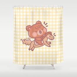 Ginger - Montar a Caballo Shower Curtain
