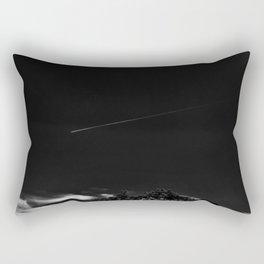 Night Photography Rectangular Pillow