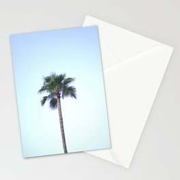 lone palm Stationery Cards
