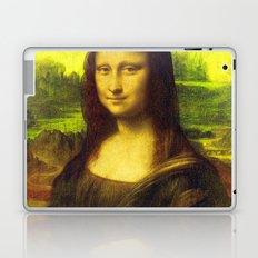 Mona Lisa's Haze (yellow) Laptop & iPad Skin
