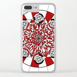 Raider Clear iPhone Case