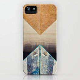 Diptych iPhone Case