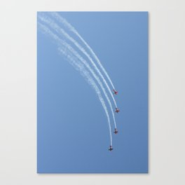 Which way up? Canvas Print