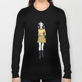 November Girl #4 Long Sleeve T-shirt