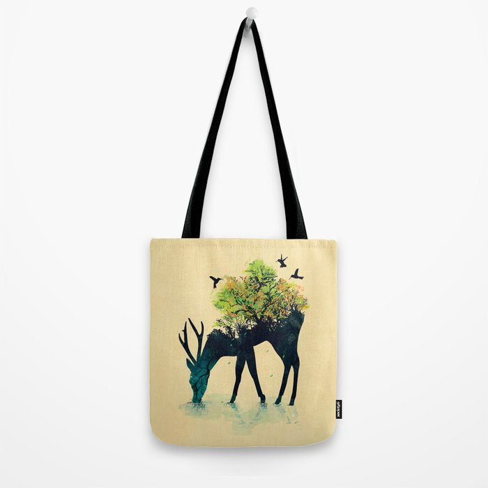 Watering (A Life Into Itself) Tote Bag
