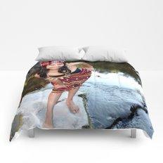 Indian Woman Comforters