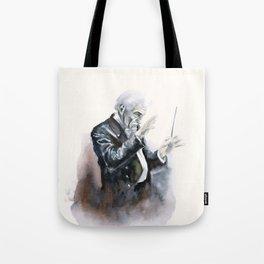 Leonard Bernstein Portrait Tote Bag